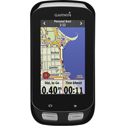 Велокомпьютер Garmin Edge 1000 HRM-3 + CAD